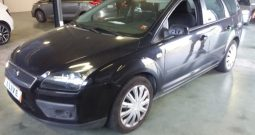 Ford Focus 1.8 TDCi Turbodiesel Sport