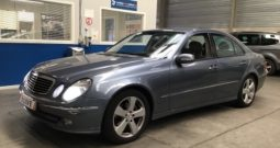 Mercedes-Benz E-Klasse E 220 CDI Avantgarde
