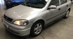 Opel Astra 1.6 Edition Silver