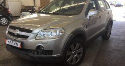 Chevrolet Captiva 2.0 Diesel D LT 4WD