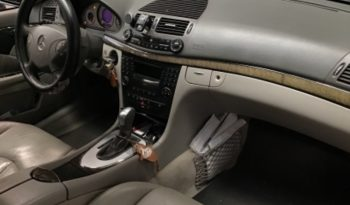 Mercedes-Benz E-Klasse E 220 CDI Avantgarde full