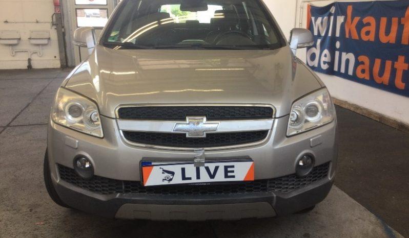 Chevrolet Captiva 2.0 Diesel D LT 4WD full