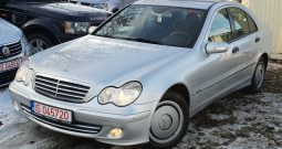 Mercedes-Benz C-Klasse C 200 CDI Classic