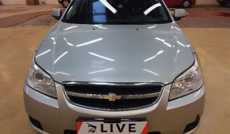Chevrolet Epica 2.0 Diesel LT full