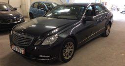 Mercedes-Benz E-Klasse E 200 CDI BlueEfficiency Elegance