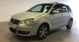 Volkswagen Polo 1.4 TDI Black Edition