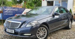 Mercedes-Benz E-Klasse E 200 CDI BlueEfficiency Elegance