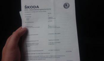 Skoda Octavia 2.0 TDI Ambiente full