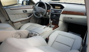 Mercedes-Benz E-Klasse E 200 CDI BlueEfficiency Elegance full