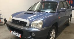 Hyundai Santa Fe 2.0 CRDi GLS 4×4