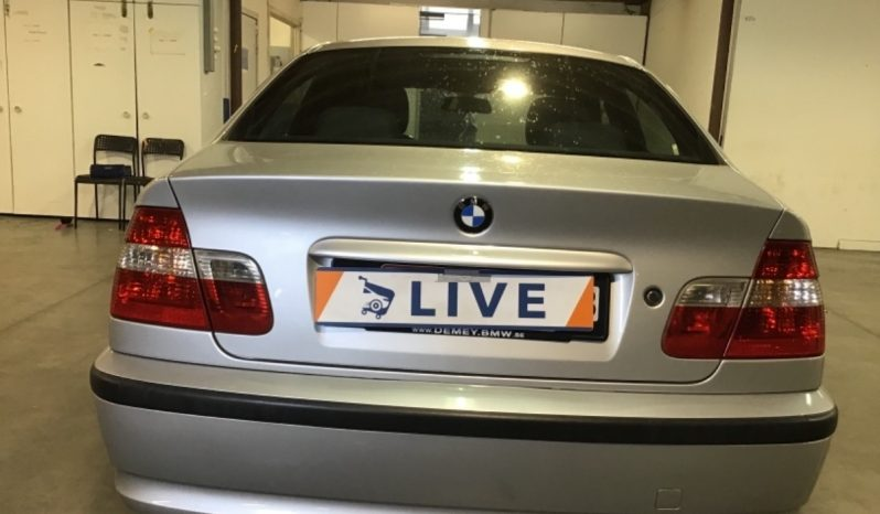 BMW 3er 320d Edition Exclusiv full