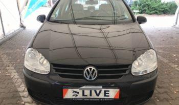 Volkswagen Golf V 1.6 FSI Comfortline full