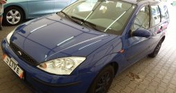Ford Focus 1.8 TDDI Turbodiesel Finesse