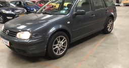 Volkswagen Golf IV 1.6 Basis