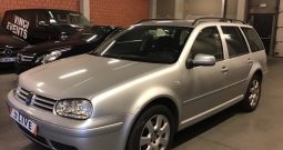 Volkswagen Golf IV 1.9 TDI Pacific