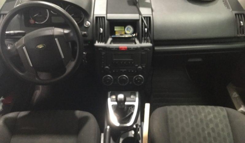 Land Rover Freelander 2.2 Td4 TD4 E full