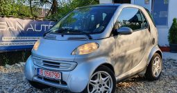 Smart fortwo 0.6 Turbo Passion