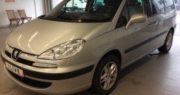Peugeot 807 2.2 HDi FAP Tendance