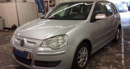 Volkswagen Polo 1.4 TDI DPF BlueMotion