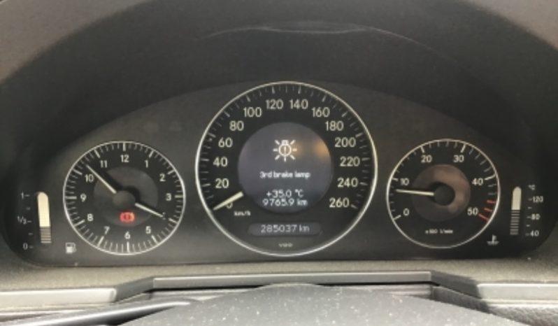 Mercedes-Benz E-Klasse E 220 CDI Elegance full
