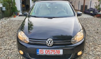 Volkswagen Golf VI 1.4 TSI Highline full