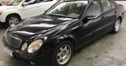 Mercedes-Benz E-Klasse E 220 CDI Classic