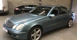 Mercedes-Benz E-Klasse E 220 CDI Elegance