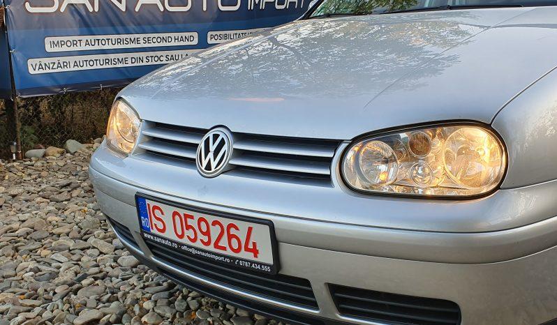 Volkswagen Golf IV 1.4 Pacific full