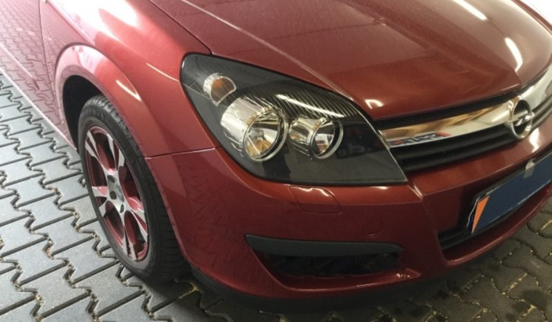 Opel Astra 1.9 CDTI Edition full