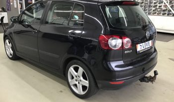Volkswagen Golf Plus 1.9 TDI Comfortline full