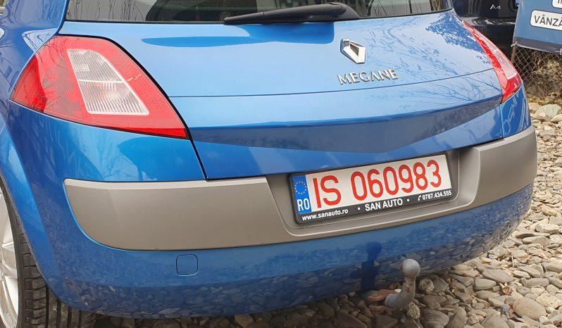 Renault Megane 1.6 Privilege Confort full