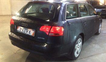 Audi A4 2.0 TDI full