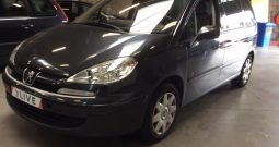 Peugeot 807 2.0 HDi Norwest