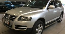 Volkswagen Touareg 2.5 TDI R5