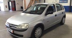 Opel Corsa 1.7 DI Basis