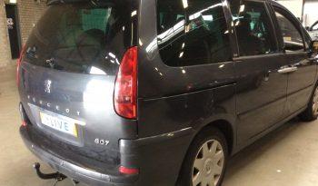 Peugeot 807 2.0 HDi Norwest full