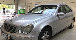 Mercedes-Benz C-Klasse C 200 CDI Elegance