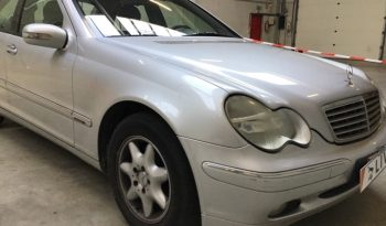 Mercedes-Benz C-Klasse C 200 CDI Elegance full