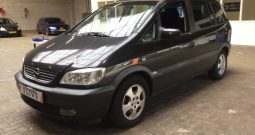 Opel Zafira 1.6 Basis