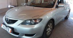 Mazda 3 1.6 CD Plusline
