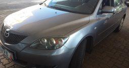 Mazda 3 1.6 CD Diesel Sport 1,6Ltr./66KW CD90 TE