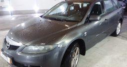 Mazda 6 2.0 Diesel 2,0 CD120 Plusline Sport Combi