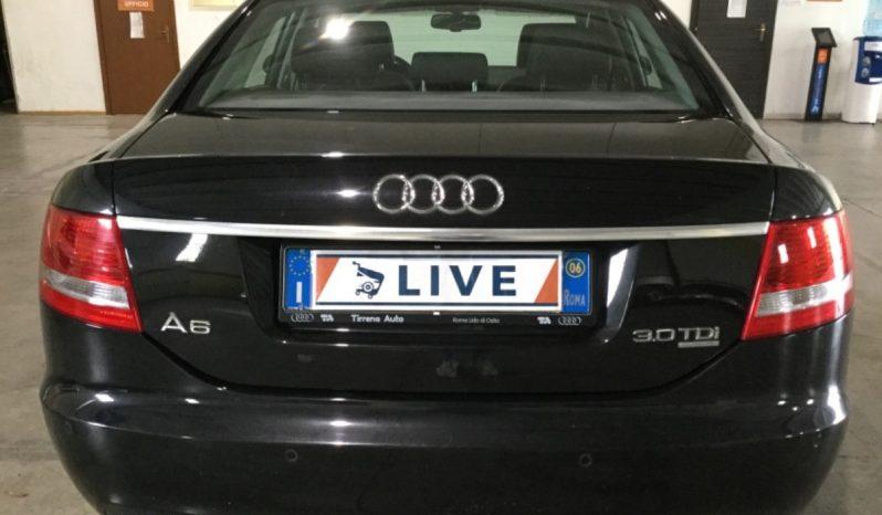 Audi A6 3.0 V6 TDI quattro full