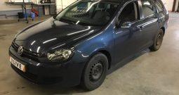 Volkswagen Golf VI 1.6 TDI Trendline BlueMotion