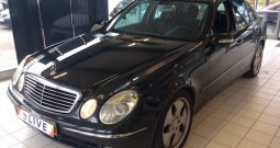 Mercedes-Benz E-Klasse E 320 CDI Avantgarde