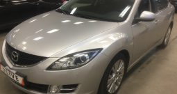 Mazda 6 2.2 Turbodiesel CRDT Exclusive Sport