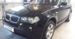 BMW X3 2.0 Turbodiesel