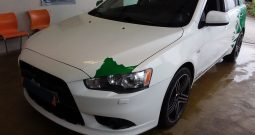 Mitsubishi Lancer 1.6 ClearTec EDITION
