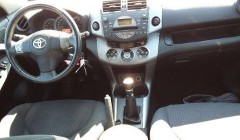 Toyota RAV 4 2.2 D-CAT Sol full