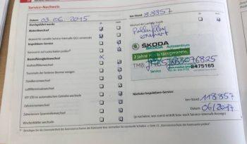 Skoda Fabia 1.2 TSI Ambiente full